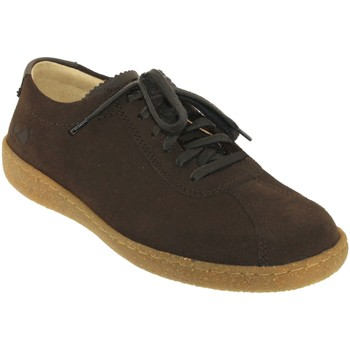 Chaussures Homme Richelieu Mephisto Lenni Marron velours