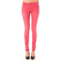 Vêtements Femme Jeans Dress Code Jeans D.Cherri JG-89080 Fushia Rose