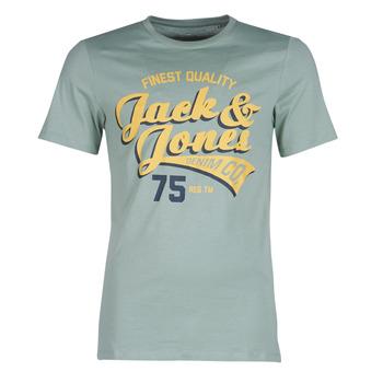 Vêtements Homme T-shirts manches courtes Jack & Jones JJELOGO Vert