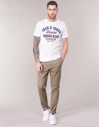 Vêtements Homme Paul Smith Junior Jack & Jones JJIMARCO Beige