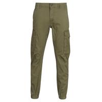 Vêtements Homme Pantalons cargo Jack & Jones JJIPAUL Kaki