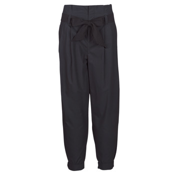 Vêtements Femme Pantalons 5 poches Maison Scotch LONG BLACK PANT Noir