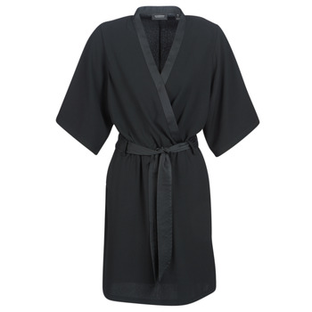 Vêtements Femme Robes courtes Maison Scotch SS BLACK DRESS Noir