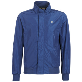 Vêtements Homme Blousons Scotch & Soda AMS BLAUW SIMPLE HARRINGTON JACKET Marine