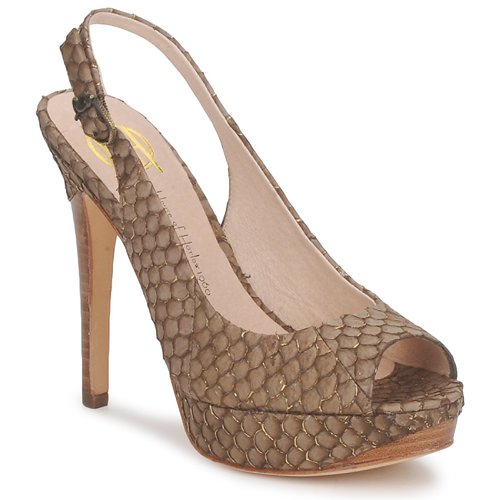 Chaussures Femme Sandales et Nu-pieds House of Harlow 1960 NADYA Marron
