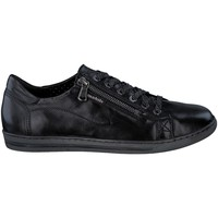 Chaussures Baskets basses Mephisto Baskets cuir HAWAI Noir