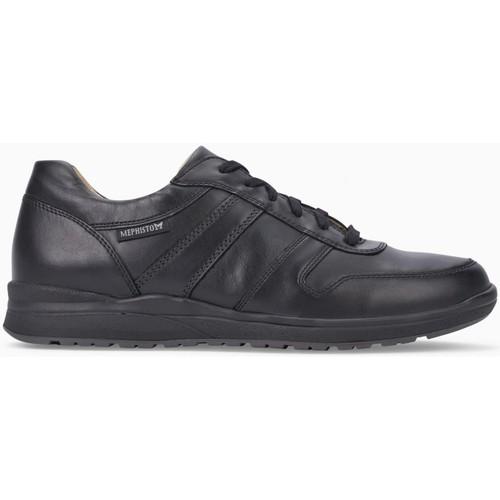 Chaussures Homme Derbies Mephisto Derbies VITO noirs Noir