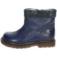 Chaussures Enfant Boots Blumarine C1204 Bleu