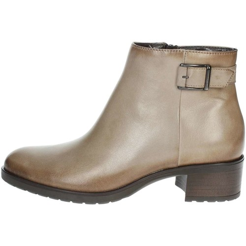 Chaussures Femme Low boots Marko' 854050 Marron Taupe