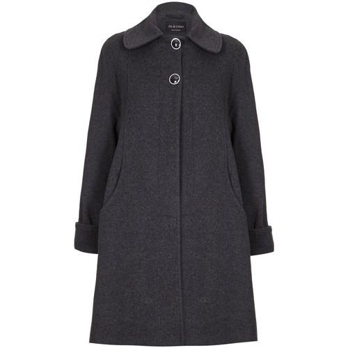 Cachemire Manteaux Manteau Pour D'hiver Et De La Laine En Vêtements Femme Creme fxwCvq