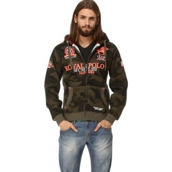 Vêtements Homme Sweats Geographical Norway Veste / Gilet Géographical norway  Fanclub Kaki Kaki