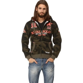 Sweats Geographical Norway Veste / Gilet Géographical norway Fanclub Kaki