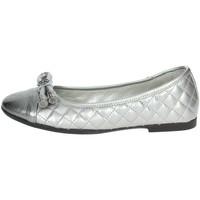 Chaussures Enfant Ballerines / babies Blumarine D2059 Argent