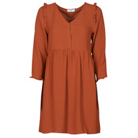 Vêtements Femme Robes courtes Betty London JABALA Marron