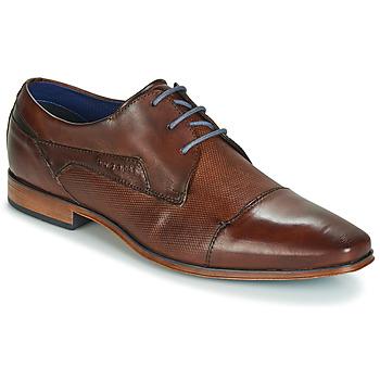 Chaussures Homme Derbies Bugatti TROISKATR Marron
