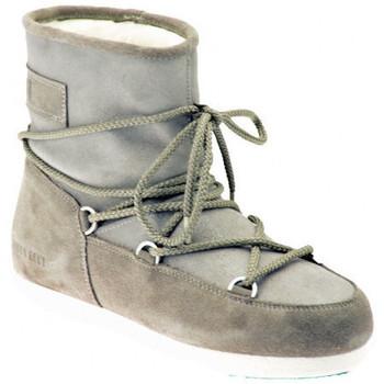 Chaussures Femme Bottes de neige Moon Boot F. SIDE SUEDE GL. Après-ski Multicolore
