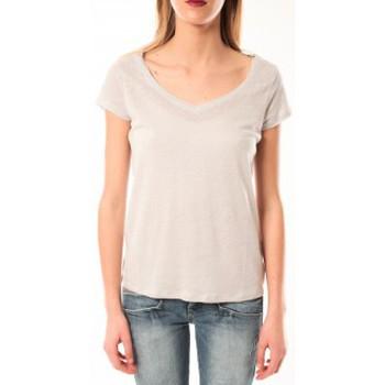 Vêtements Femme T-shirts manches courtes Little Marcel T-Shirt Talin E15FTSS0116 Gris Moyen Gris