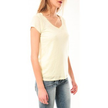 Femme T Vêtements shirt Jaune Little Talin Marcel shirts Manches T Courtes E15ftss0116 tQrhsdC