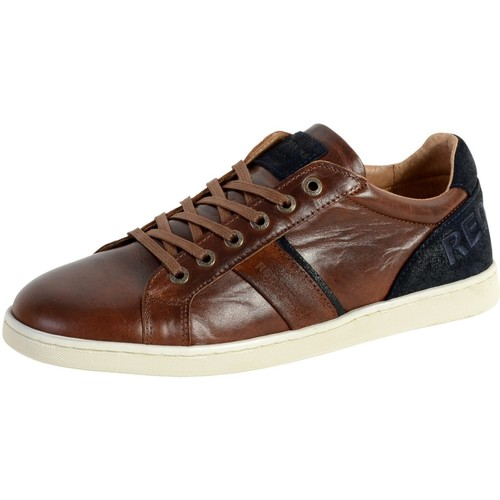 Chaussures Homme Baskets basses Redskins basket Ottenil Brandy+Marine