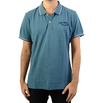 Vêtements Homme Polos manches courtes Pepe jeans Terence Sterling Blue