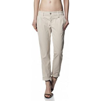 Vêtements Femme Chinos / Carrots Salsa Pantalon chino  June beige