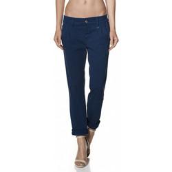 Vêtements Femme Chinos / Carrots Salsa Pantalon chino  June bleu