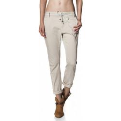Vêtements Femme Chinos / Carrots Salsa Pantalon  Judy slim carrot beige Beige