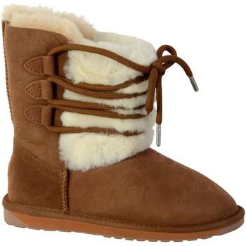 Chaussures Femme Bottes de neige EMU Chaussure Originals Sorby Chestnut