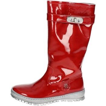 Chaussures Enfant Bottes de pluie Blumarine D2697 Rouge
