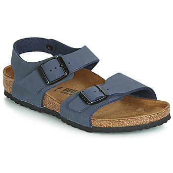 Chaussures Garçon Sandales et Nu-pieds Birkenstock NEW YORK NAVY