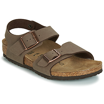Chaussures Garçon Sandales et Nu-pieds Birkenstock NEW YORK BROWN