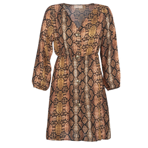 Vêtements Femme Robes courtes Moony Mood KOUJUK Multicolore