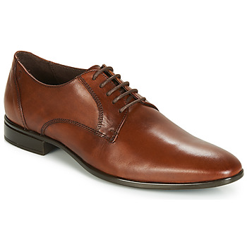 factory price d0d2f 9edea Chaussures Homme Derbies Carlington EMRONED Cognac