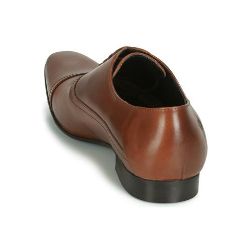 Carlington Etipiq Cognac - Livraison Gratuite Avec Chaussures Richelieu Homme 7999