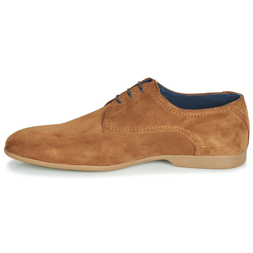 Homme Derbies Carlington Marron Chaussures Emilan 76yYfbg