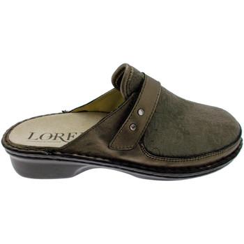 Chaussures Femme Sabots Calzaturificio Loren LOM2741ta tortora
