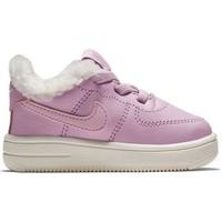 Chaussures Fille Basketball Nike FORCE 1 '18 SE (TD) / ROSE Rose