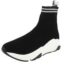 Chaussures Baskets mode Meline mi305 noir
