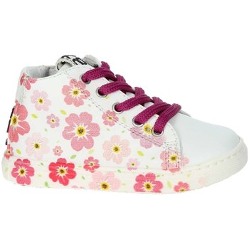 Chaussures Fille Baskets montantes Kool 180.43 Blanc