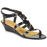 Chaussures Femme Sandales et Nu-pieds Stephane Gontard MALIBU Noir