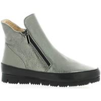 Chaussures Femme Baskets mode G-Max Boots cuir laminé Acier