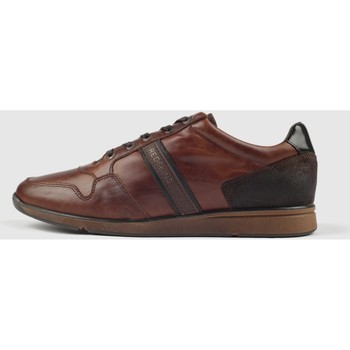 Chaussures Baskets basses Redskins Chaussures CREPINO Brandy