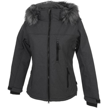 Vêtements Femme Vestes Eldera Sportswear Vanoise noir ch softshell Noir