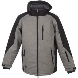 Vêtements Homme Blousons Eldera Sportswear Glacier grc/nr softshell Gris chiné