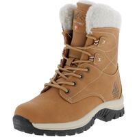 Chaussures Femme Bottes de neige Alpes Vertigo Bicky camel boot l Camel