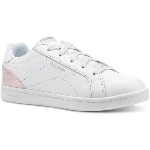 Chaussures Garçon Baskets mode Reebok Sport cn5071 blanc
