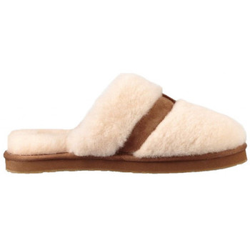 Chaussures Femme Chaussons UGG Chaussons Beige