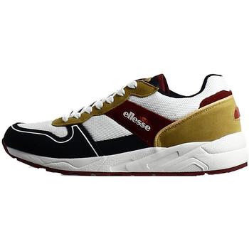 Chaussures Homme Baskets basses Ellesse Basket  RUNNING 1  RETRO Blanc