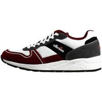 Chaussures Homme Baskets basses Ellesse Basket  RUNNING 1  RETRO Rouge