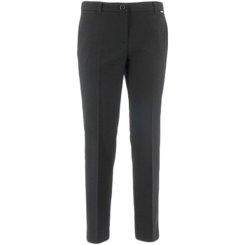Vêtements Femme Chinos / Carrots Twin Set SA82KC Noir